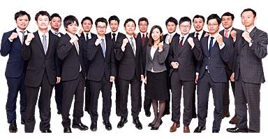都銀、地銀、信金、信組、政府系金融機関出身のコンサルタントがいます。