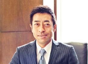 越野運送株式会社 運送業 代表取締役 越野泰弘様